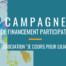 Gestion d'une campagne de financement participatif
