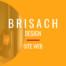 Création d'un site web pour la société Brisach Design