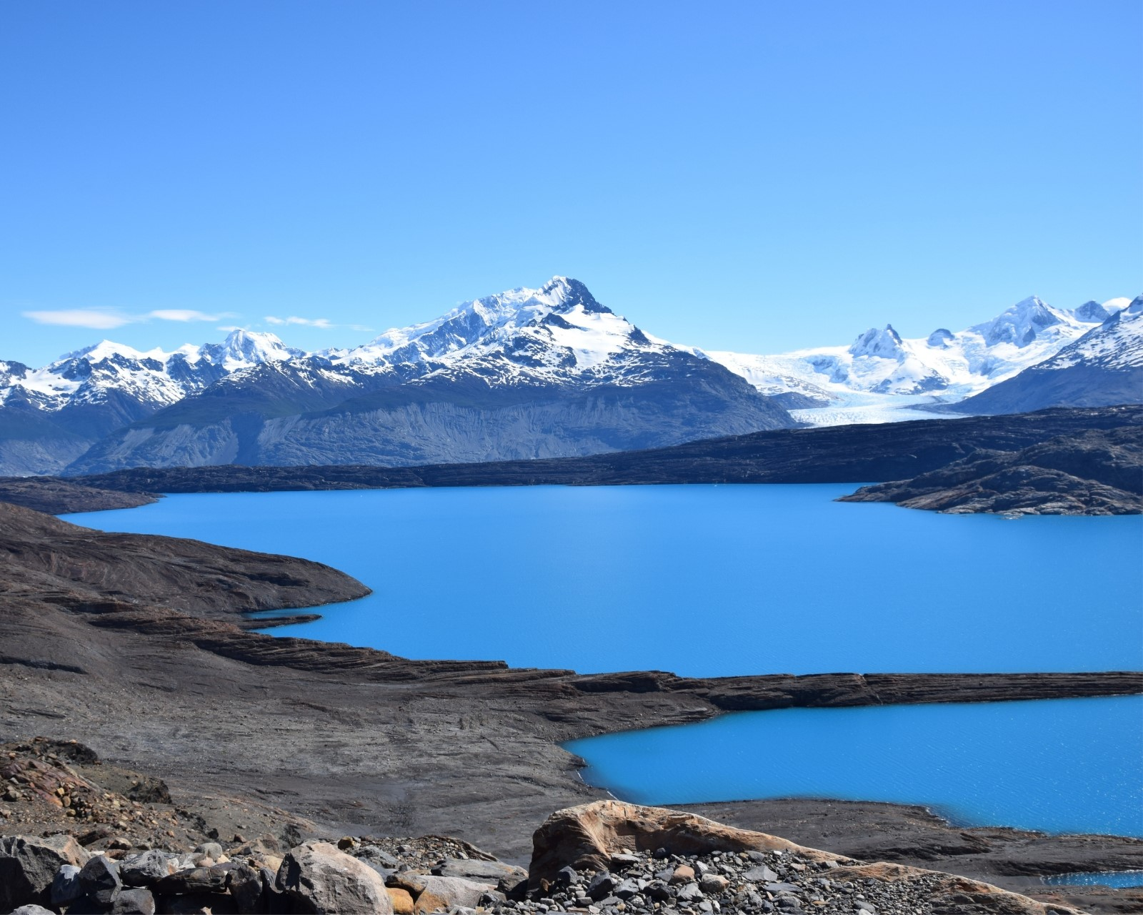 Argentine - Glacier Upsala