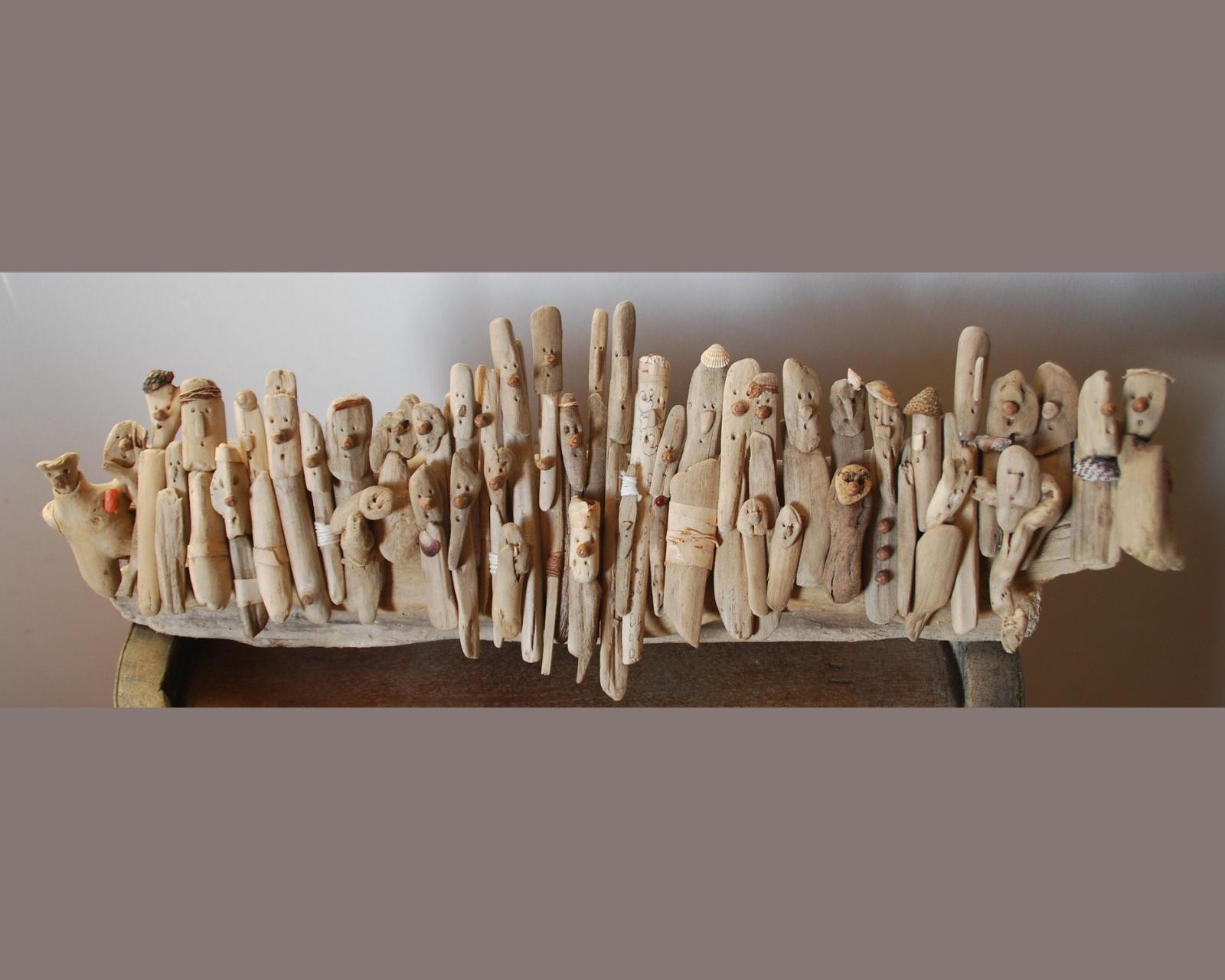 Créations En Bois Flotté mes creations en bois flotte | myserapia