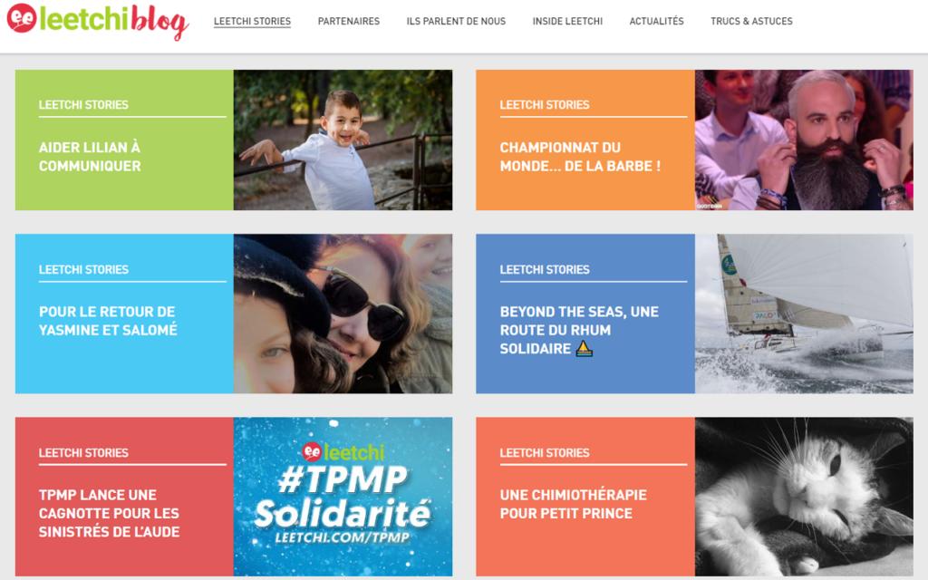 """Blog Leetchi Campagne de Financement Participatif """"Je cours pour Lilian"""""""