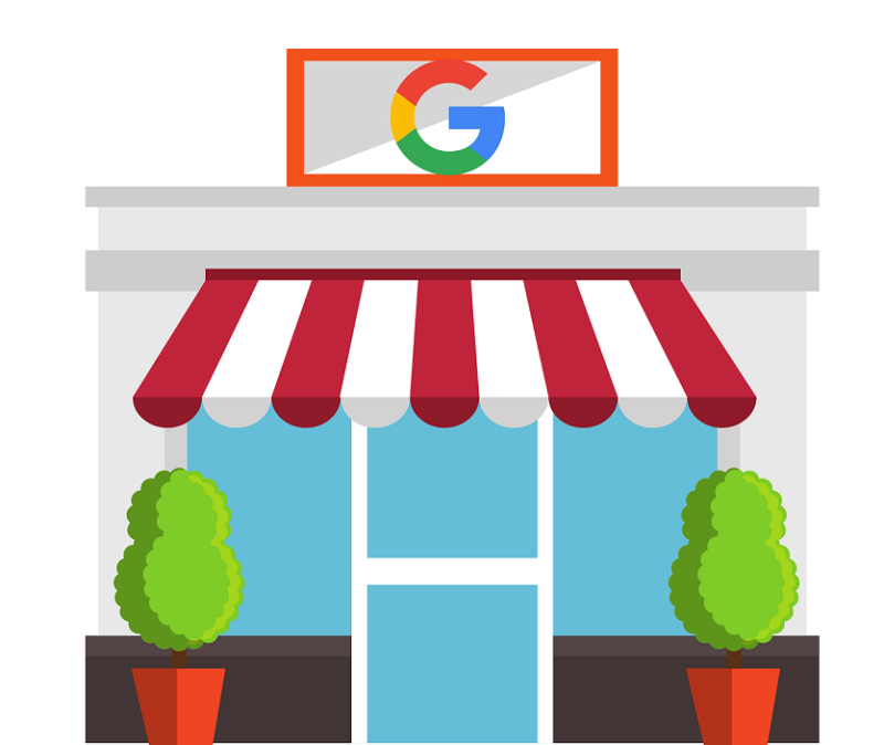Illustration article Google My Business