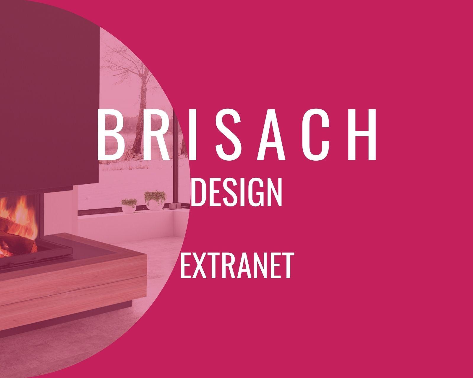 Réalisation d'un Extranet - Société Brisach Design